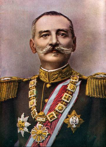 [✓] Royaume de Serbie Pierre-1er-roi-des-serbes